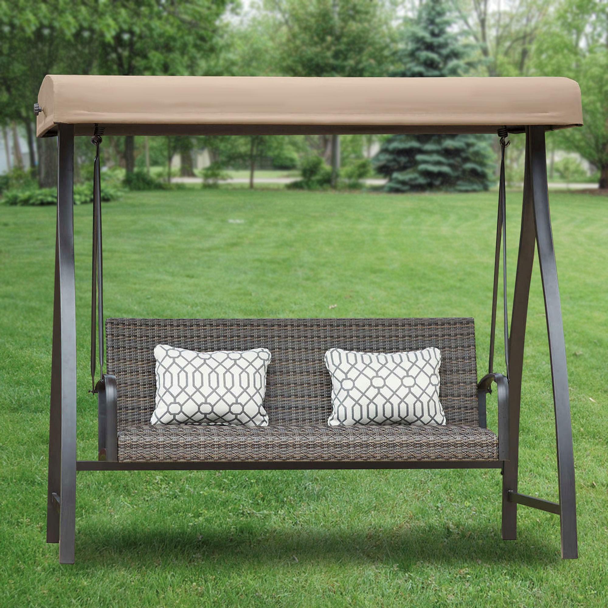 Replacement Canopy For Costco Eastport Swing Riplock 500 Garden Winds Canada