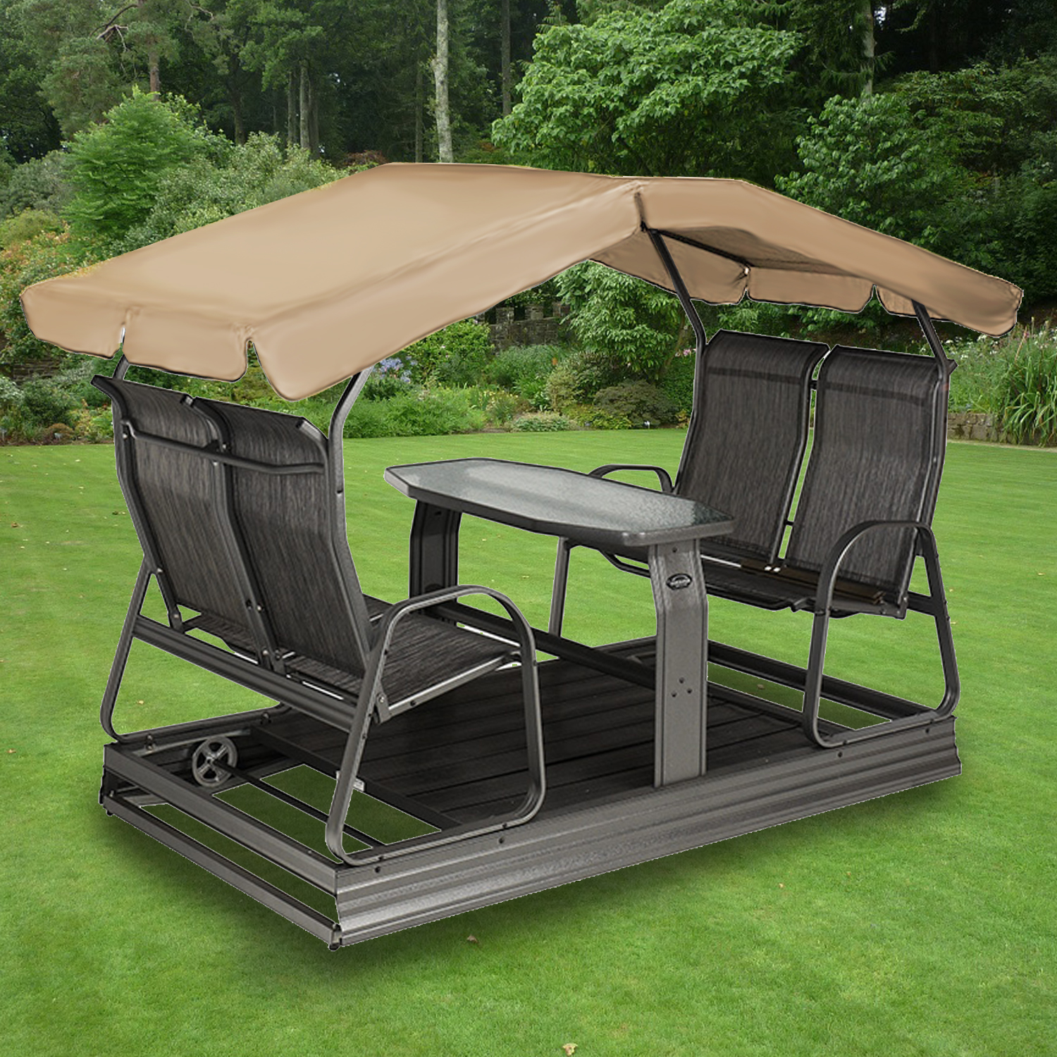 Replacement Canopy For 3 Seater Swing Amp Hammock