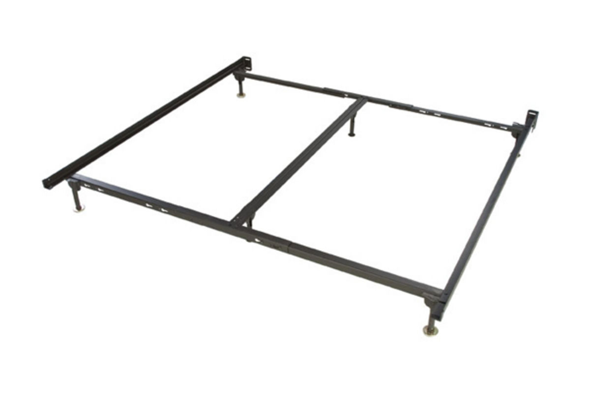 King Metal Bed Frame At Gardner White