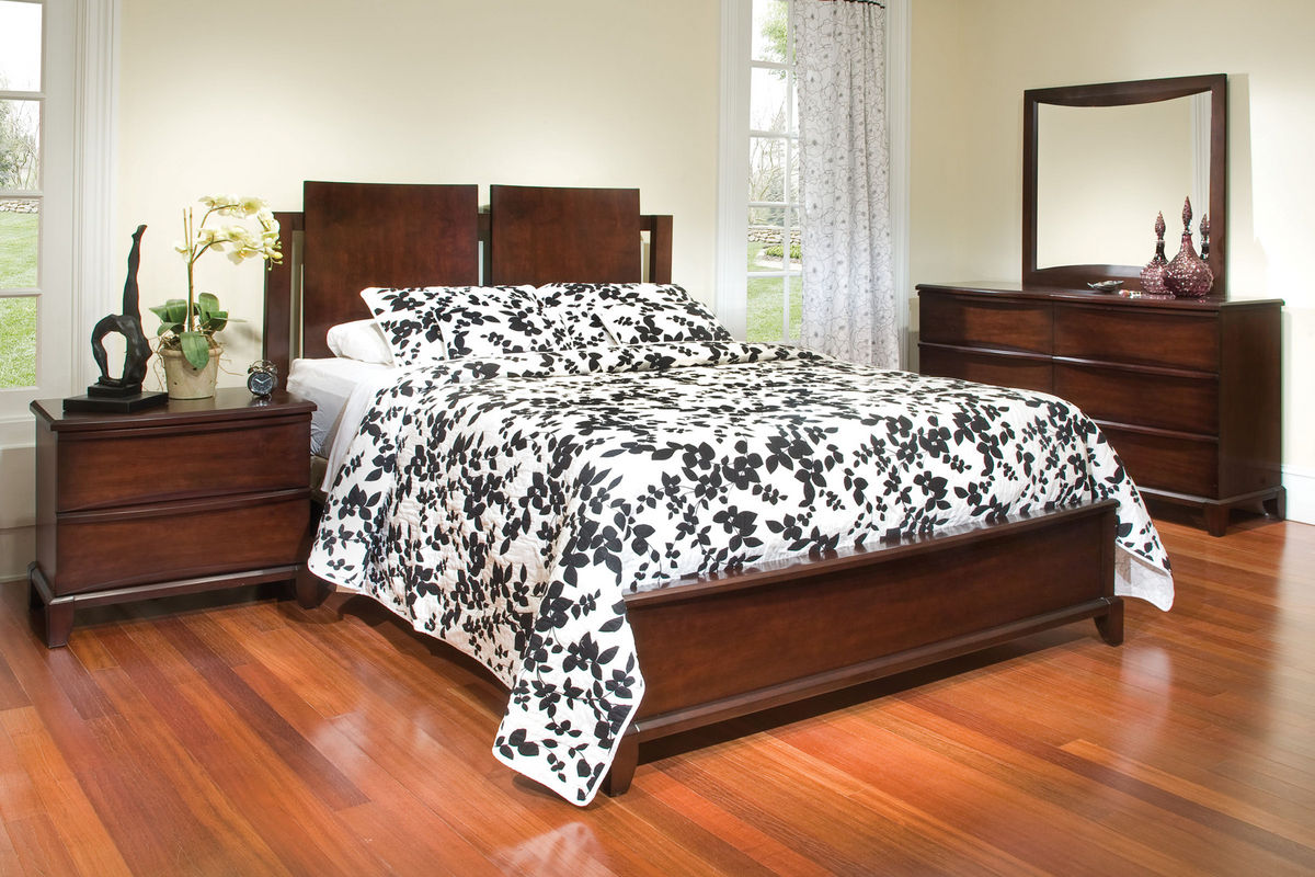 tacoma 5-piece queen bedroom set