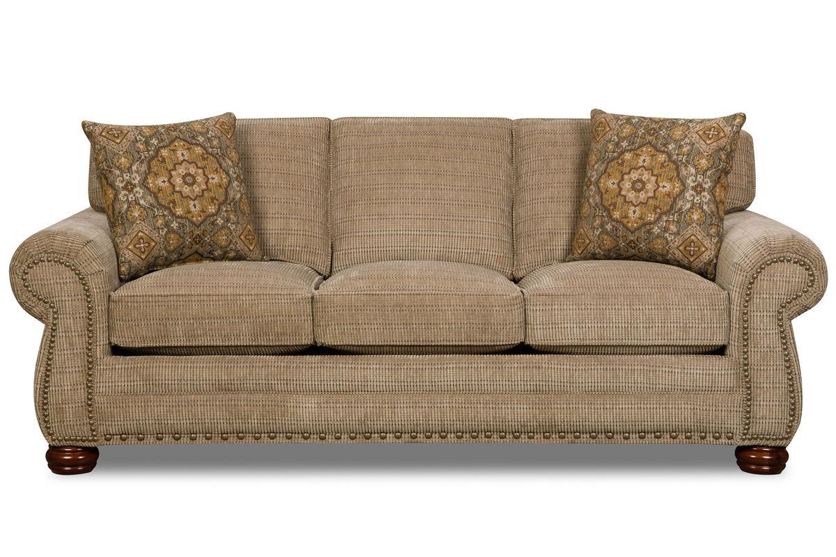 Phoenix Chenille Sofa At Gardner White