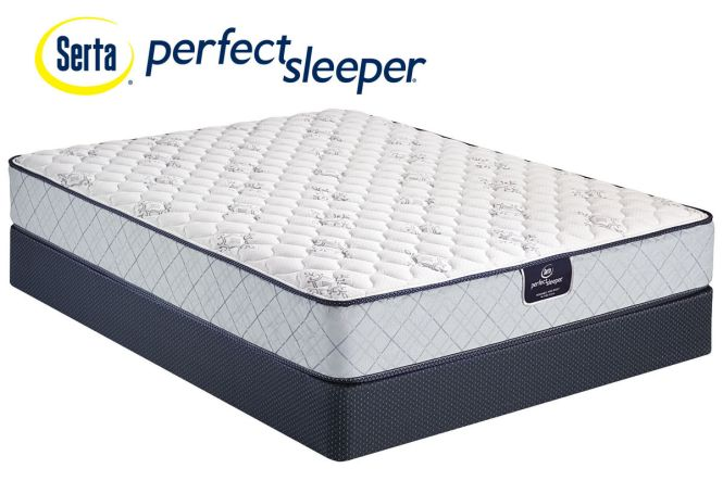 Serta Perfect Sleeper Bellcast Queen Mattress From Gardner White Furniture
