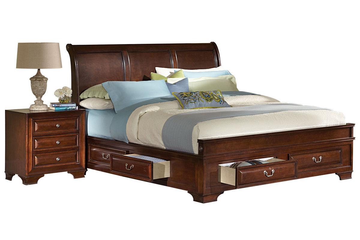Cadence King Storage Bed At Gardner White