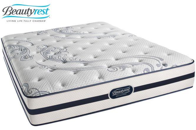 Beautyrest Recharge Audrina Queen Luxury Firm Mattress From Gardner White Furniture