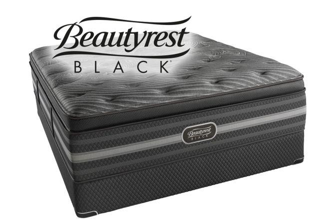 Beautyrest Black Natasha King Mattress From Gardner White Furniture
