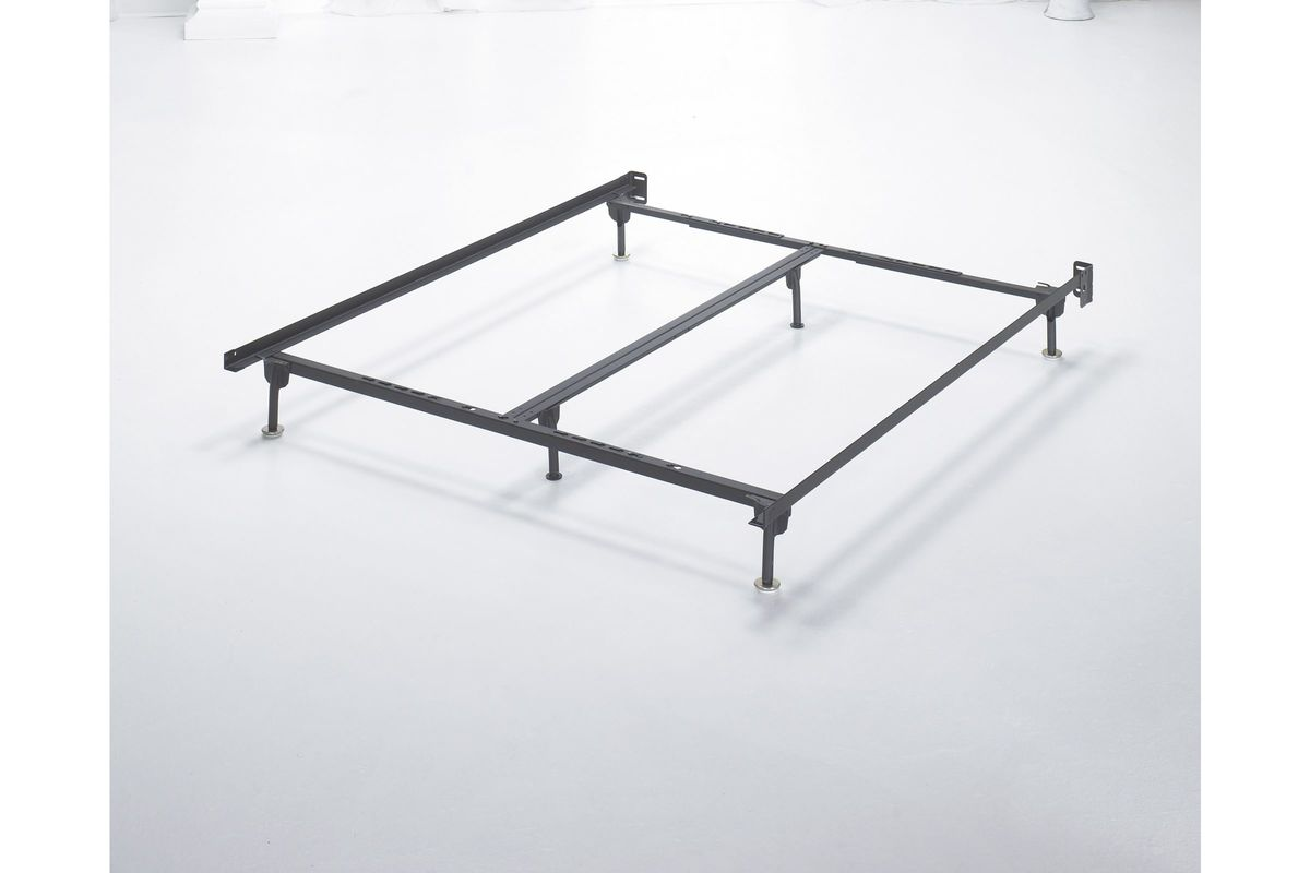 Frames And Rails QKCK Bolt On Bed Frame In Black By Ashley