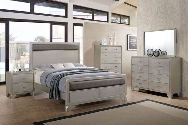 Noviss Queen Bedroom Set at Gardner-White