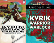 Kyrik warrior warlock gardner f fox sword and sorcery kurt brugel