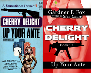 Cherry Delight FOUR up your ante gardner francis fox ebook paperback novel kurt brugel kindle library