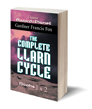 Llarn cycle thief warrior gardner f fox ebook paperback novel kurt brugel kindle gardner francis fox men's adventure library