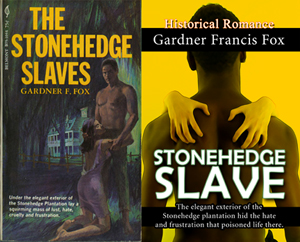 the stonehedge slave gardner f fox ebook paperback novel kurt brugel kindle gardner francis fox men's adventure library