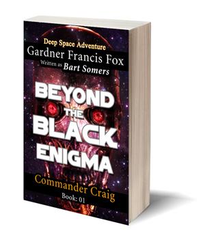 beyond the black enigma bart somers gardner f fox ebook paperback novel kurt brugel kindle gardner francis fox men's adventure library