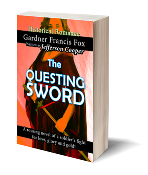 The questing sword jefferson cooper gardner f fox ebook pulp paperback novel kurt brugel kindle gardner francis fox men's adventure library historical romance sword and sorcery erotica sleaze