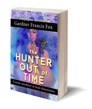 hunter out of time interplanetary romance gardner f fox ebook pulp paperback novel kurt brugel kindle gardner francis fox men's adventure library historical romance