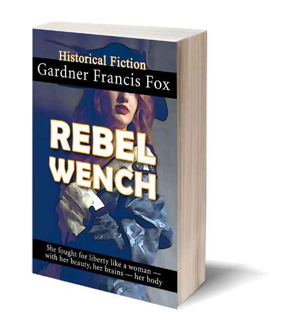 old Photoshop rebel wench Gardner Francis Fox