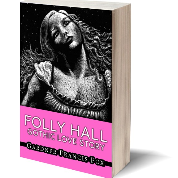 "Folly Hall – Blog #011 of the 160 ""Pretty Faces"" book cover Challenge"