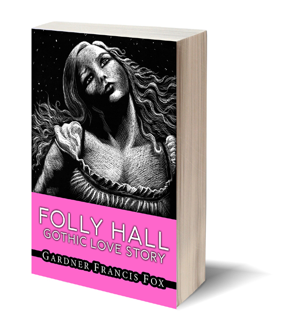 gothic romance novel lynna cooper gardner f fox book cover