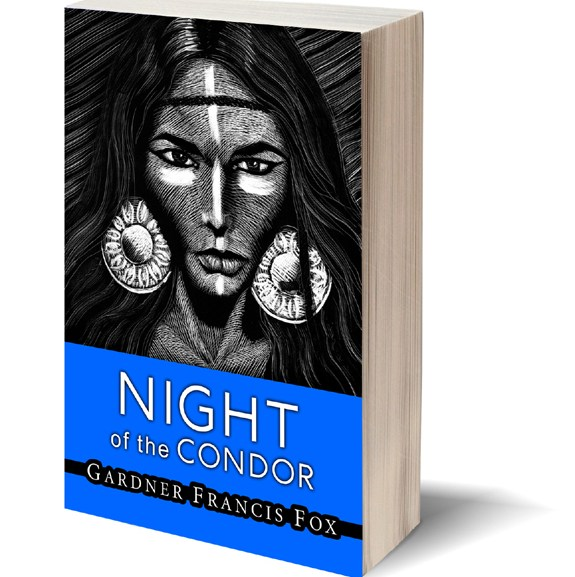 "Night of the Condor – Blog #012 of the 160 ""Pretty Faces"" book cover Challenge"