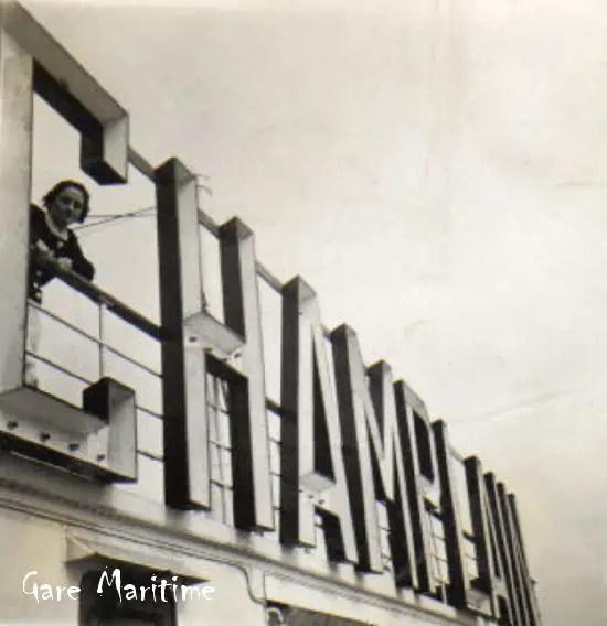 Champlain's Illuminated Sign