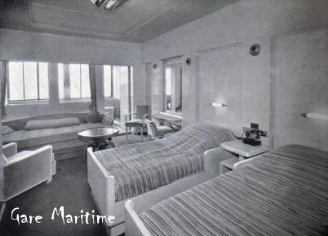 First Class Cabin With Balcony