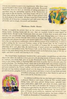 Handsome Public Rooms - Rio Cruise (Page 5)
