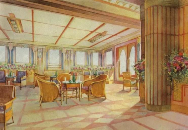 00000 second class verandah cafe