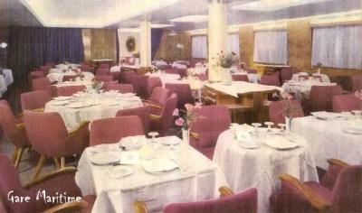 1st Class Dining Room