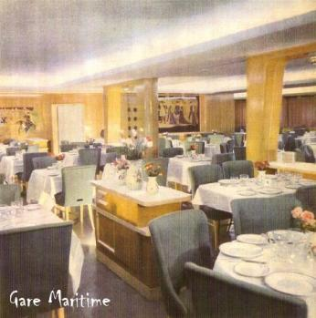 Cabin Class Dining Room