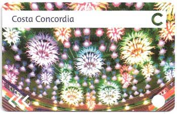 Costa Concordia Key