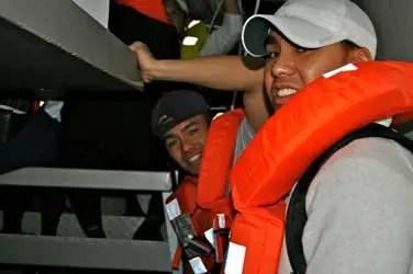 Costa Concordia Lifeboat