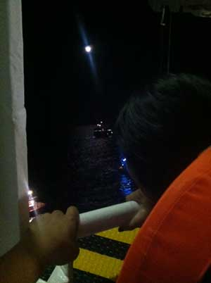 Costa Concrodia Rescue