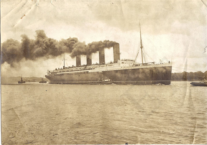 Lusitania Trials