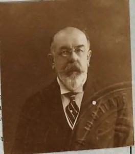 Lusitania George Kessler 1918a