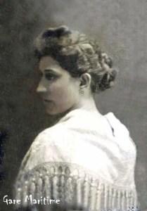 Sonneborn Marie S[1]. Praetorius