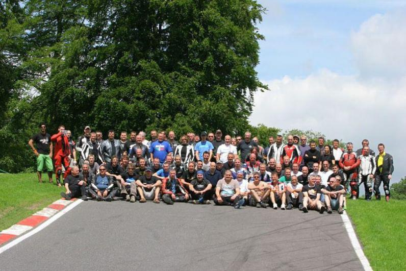 Group Shot On the Mountain TDR Bash 2012