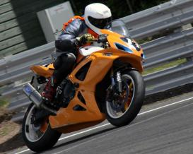 On It at Deer's Leap, Oulton Park 30th July 2012