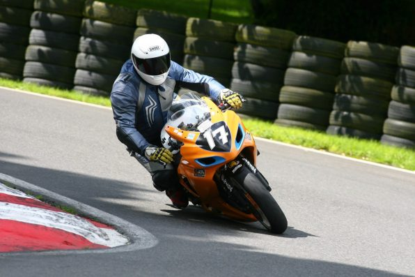 Garf17 Hairpin at Cadwell under the trees