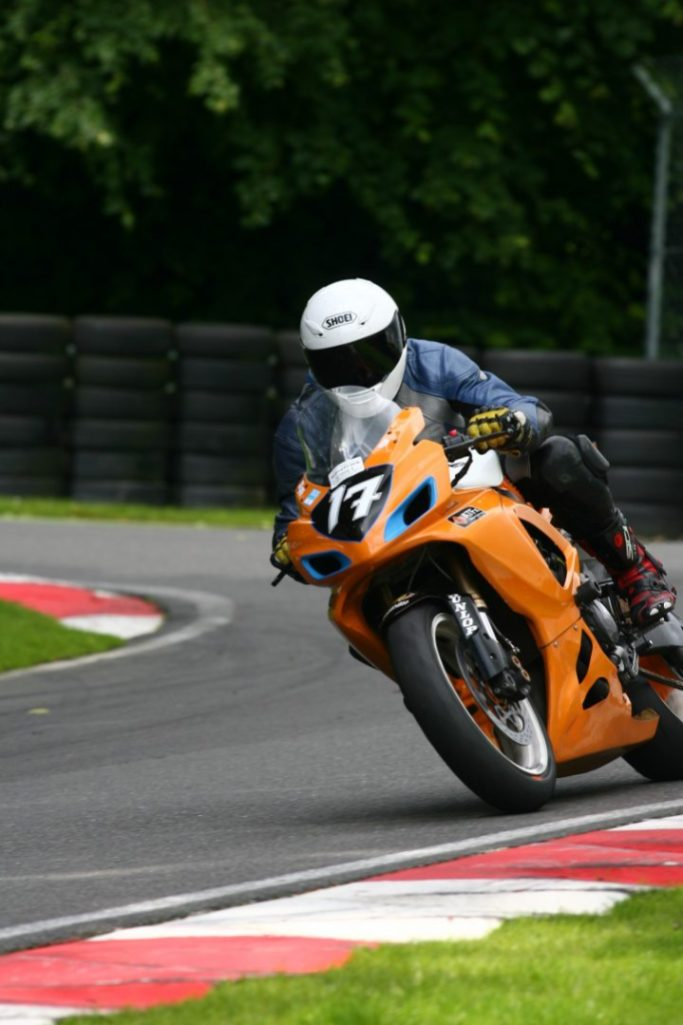 On The Gas Out at Cadwell