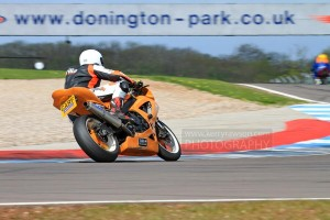 Garf 17 Into The Final Corner Donington 2013
