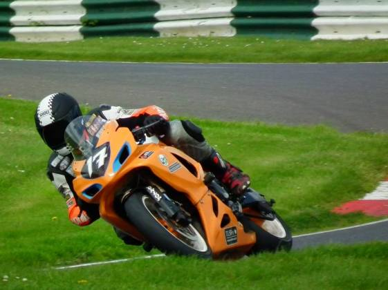 Cadwell 2014 Chris Curves by Glyn Photographs