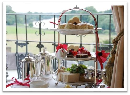 Petersham Afternoon Tea