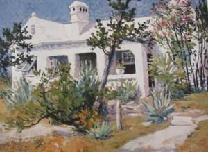 Native Cottage, Bermuda