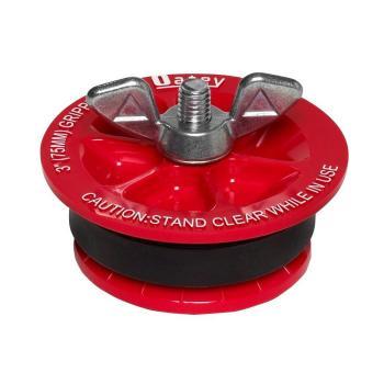 Oatey 3″ Gripper Plastic Mechanical Test Plug – 33402 (LOT OF 2)