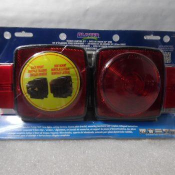 Blazer International Trailer Lighting Kit Over or Under 80″ C6424 // 20-3903-6