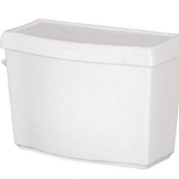 Gerber Allerton 1.28 GPF Toilet Tank in Biscuit HE-28-580-09