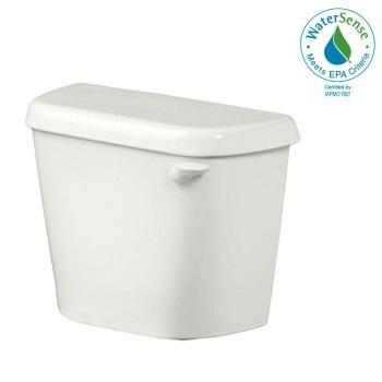 American Standard Colony 1.28 GPF Single Flush Toilet Tank in White 4192A105.020