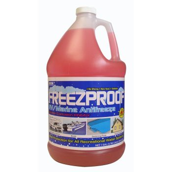 Zecol 1-Gallon Antifreeze 95106