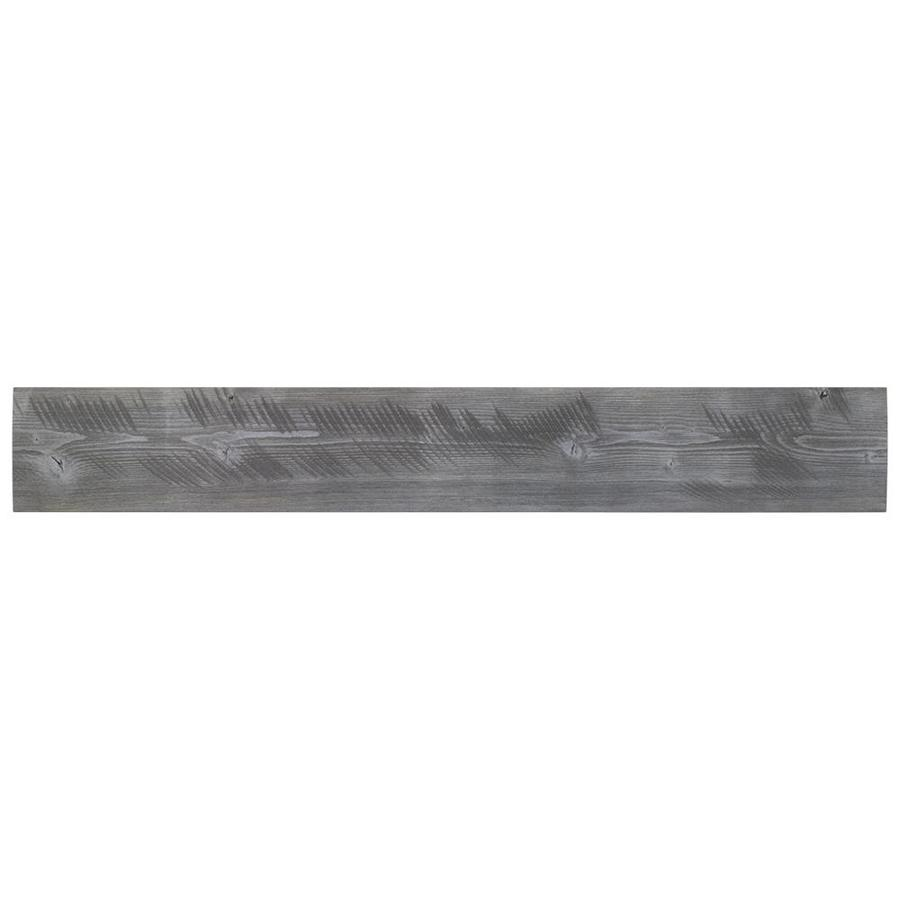 10.98sqft Woodland Walls Peel&Stick Foggy 5-in x 36-in Wood Tile WLSGRY0535