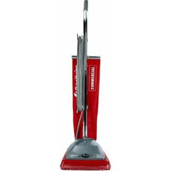 Sanitaire Electrolux Tradition Commercial Red Upright Bagged Vacuum SC684F