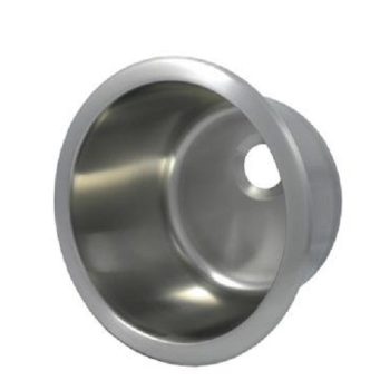 Opella Universal Mount 12 in. x 12 in. Single Bowl Bar Sink 14127.046